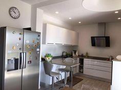cucina lube a brescia modello martina polimerico lucido. apertura ... - Cucina Lube Martina