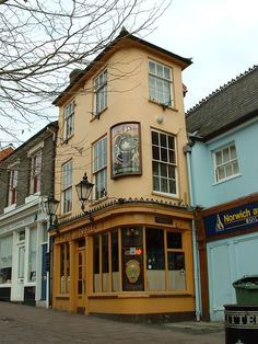 The Nutshell - one of the smallest pubs in England