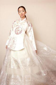 HHanbok- Korean traditional dress modern stylings