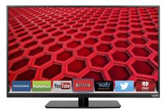 """Black Friday 2014 VIZIO Class Full-Array LED Smart TV (New 2014 Model) from VIZIO Cyber Monday. Black Friday specials on the season most-wanted Christmas gifts. Amazon Tv, Tv 50"""", Smart Tv Samsung, Target, Electronic Deals, Black Friday Specials, Full Hd 1080p, Internet Tv, Thing 1"""
