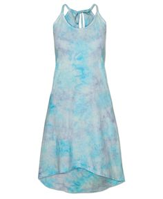 Organic Tie-Dye Here Comes the Sun Dress: Soul Flower Clothing