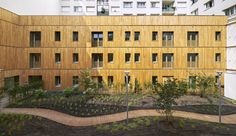 Gallery of Transformation of Office Building To 90 Apartments / MOATTI-RIVIERE - 2