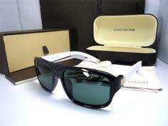 Louis Vuitton LV Z0331E Sunglasses In Black Mix White