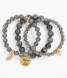 beaded stretch bracelets http://rstyle.me/n/tv5papdpe