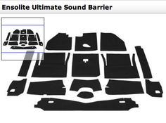 Ultimate Sound Barrier $265 for the entire car