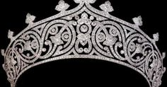 The Royal Order of Sartorial Splendor: Tiara Thursday: The Mountbatten Tiara