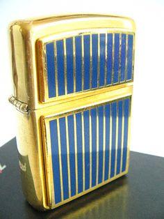 Blue Marble Zippo Lighter
