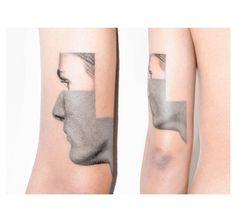 We ♥ Tattoo: Um novinho arrebentando nas tatuagens experimentais