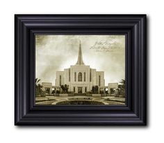 LDS Art Co - Gilbert Temple Vintage Personalized, $99.95 (http://www.ldsartco.com/gilbert-temple-vintage-personalized/)
