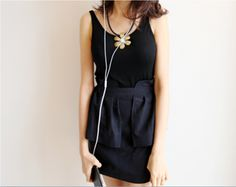 Today's Hot Pick :Plain and Simple Long Top http://fashionstylep.com/SFSELFAA0001392/righthen/out Take a look at this plain and simple tank top that can give you the versatility for your look. It has a slim fit, scoop neck collar which you can match with your pullovers or with your blazers. You can also wear this as your top during hot days.