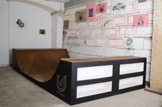 Home mini ramp