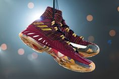 3683f76af1 adidas Unveils Crazy Explosive 17 Full of Glitz and Glamour for LVL3  Opening. Basketball ShoesBasketball ...
