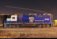 RailPictures.Net Photo: PAL 1998 Paducah & Louisville Railroad EMD GP38-2 at Louisville, Kentucky by JL Scott