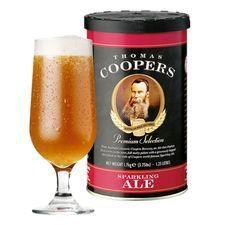 Sparkling Ale Coopers  1,7 kg - 23L