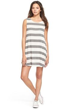 Everly Stripe Tank Dress | Nordstrom