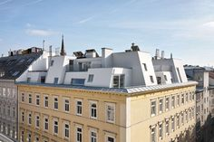 Radetzkystraße - A village on the roof // PPAG architects // Vienna, Austria