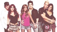 ♥ RBD ♥one of the first novellas that I would demand to have the whole family to leave me alone so I could watch it in peace lol