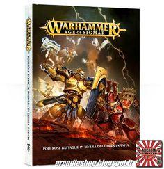 ARCADIA Shop: Warhammer Age of Sigmar Guida