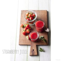 hurom strawberry juice