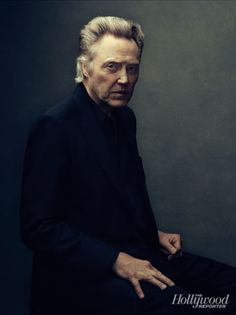 """70-year-old Oscar winner Christopher Walken admits he hasn't seen all the 100-plus films he's appeared in over his decades-long career. He admits he's appeared in some films """"for the money,"""" but that the Oscar was the real turning point in his career. """"It meant getting scripts. It meant getting noticed,"""" he said."""