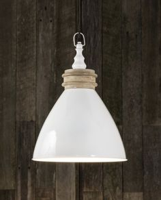 Sardinia Hanging Lamp in Off White – Allissias Attic & Vintage French Style