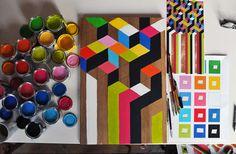 Morag Myerscough- color palette