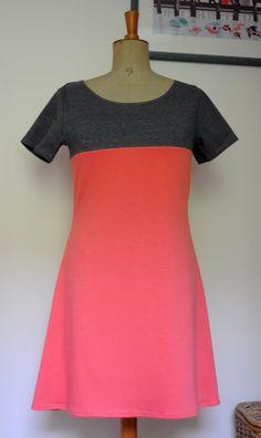 Colour block Coco dress