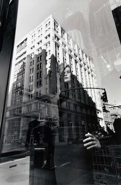 """""""1980-01 New York City"""" is a 2011 photograph from Lee Friedlander's """"Mannequin"""" series.(COURTESY OF ANDREW SMITH GALLERY) http://www.abqjournal.com/274896/north/silent-witnesses.html"""