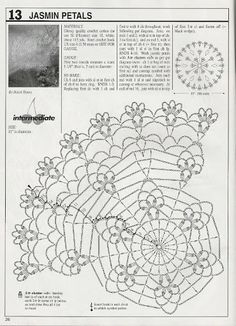 Decorative Crochet Magazines 63 - Gitte Andersen - Álbuns da web do Picasa