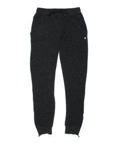 Youth Boys Big Wolf Head Teen Sweatpants Basic Jogger Pants Back Pocket Black
