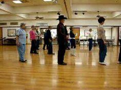 Reggae Cowboy Line Dance Walkthrough ( All Classes Through Clovis Adult School )