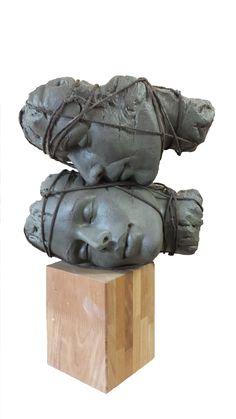 Judith Franken ~ETS #eternallove #sculpture #judithfranken