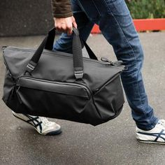 The duffel has been the tote of choice for travelers for decades. The right duffel is easily packable, easily squishable, Travel Backpack, Travel Bags, Carry On Size, Backpack Straps, Messenger Bag, Gym Bag, Leather, Duffel Bags, Blog