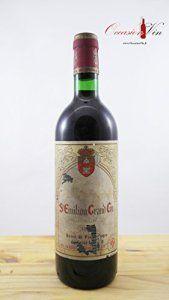 OccasionVin – Vin 1972 Saint Emilion Grand Cru Union MI
