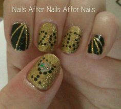 New year eve nails