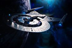 Star Trek Universe Will Expand with Two More Live-Action Shows --- Star Trek Enterprise, Star Trek Starships, Star Trek Beyond, Sonequa Martin Green, Uss Discovery Ncc 1031, Vaisseau Star Trek, Dc Comics, Science Fiction, Star Trek Convention
