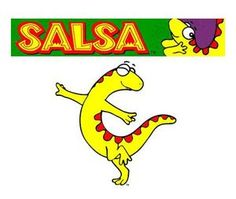 Free Salsa Spanish Supplement (Lessons 1-10).  More to come.
