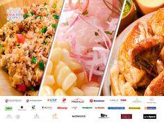 #vivaenelmundo VIVA EN EL MUNDO. La gastronomía peruana, es resultado de la fusión de muchas culturas, desde las andinas precolombinas, la española hasta las orientales. Le invitamos a degustar de la exquisita comida peruana en nuestra edición 2015 de VIVA PERÚ en México. www.vivaenelmundo.com