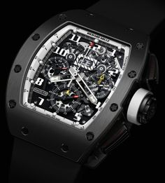 Richard Mille RM011 Ti Americas White Limited Edition Watch