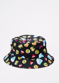 Emotional Emoji Bucket Hat | Emoji | rue21