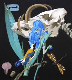 "Saatchi Art Artist Igor Baranov; Painting, ""Herbarium I"" #art"
