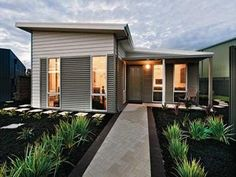 Photo of a house exterior design from a real Australian house - House Facade photo 6946669