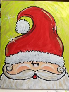 How to Paint Santa                                                                                                                                                                                 More