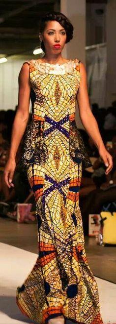 #Africa Clothing Fashion