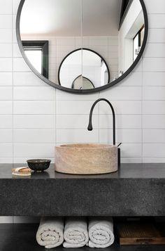 10 Tricks to help your bathroom sell your house. HOUZZ.com Contemporary Powder Room by D'Cruz Design Group Sydney Interior Designers