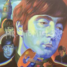 Love love me do. Do you LOVE The Beatles too? Order your print today on our website.
