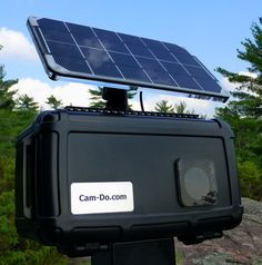 #timelapse #photography meets Voltaic #solar power. Stay charged!