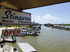 10. Stingaree (Crystal Beach)
