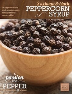 ... peppercorn ] on Pinterest | Monterey bay, Peppercorn sauce and Passion