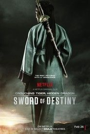 Crouching Tiger Hidden Dragon II: The Green Destiny 《卧虎藏龙之青冥宝剑》 2016 Donnie Yen as Silent Wolf Michelle Yeoh as Yu Shu Lien Harry Shum, Jr. as Tie-Fang Jason Scott Lee Roger Yuan Eugenia Yuan as Blind. Jason Scott Lee, Michelle Yeoh, Dragon 2, Dragon Sword, Tiger Dragon, Streaming Movies, Hd Movies, Movies To Watch, Movies Online
